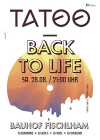 TATOO 2021@Bauhof