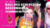 Ball des Schlechten Geschmacks #Summer@GEI Musikclub