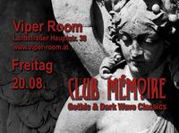 Club Mémoire - Gothic & Dark Wave Classics