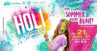 HOLI Festival der Farben Wien 2021