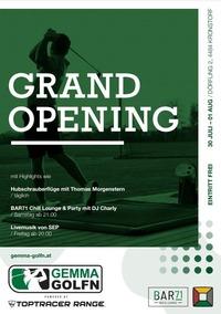 Driving Range - Grand Opening@Driving Range Metzenhof
