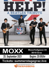 HELP! THE BEATLES ARE BACK@MOXX