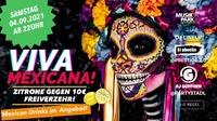 Viva Mexicana!