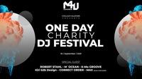 ONE DAY Charity DJ Festival 2021@Wolf Billard Bar