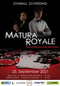 Matura Royale - Ein königlicher Abgang@Gymball Schärding