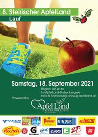 8. Steirischer ApfelLand Lauf@Laufgemeinschaft Apfelland