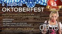 O`zapft is! Das Oktoberfest im G`SPUSI!@G'spusi - dein Tanz & Flirtlokal