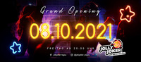 Grand Opening@JOLLY JOKER