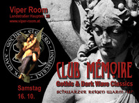 Club Mémoire - Schwarzer Reigen Warm-Up