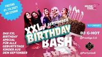 XXL-Birthday Bash September!
