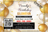 Frankys Birthday Celebration@Crazy