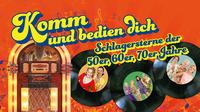 Komm und bedien dich - Schlagershow mit der Musicalfactory Kärnten@Volxhaus - Klagenfurt