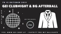 GEI Clubnight & BG Afterball