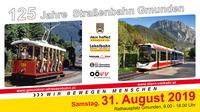 125 Jahre Strassenbahn Gmunden@Rathausplatz Gmunden