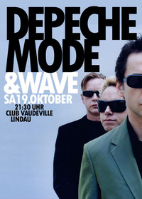Depeche Mode & Wave@Club Vaudeville