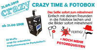 Crazy Time mit FOTOBOX