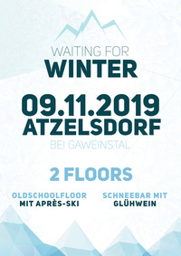 Waiting for Winter 2019