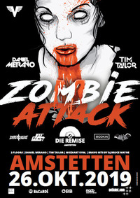 Zombie Attack // Die Pre-Halloween Party