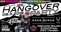 Hangover Party Vol. 1@Eventstadl