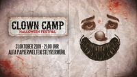 CLOWN CAMP - Halloween Festival