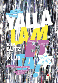 Kibbutz Klub: Yalla Lametta - the glitzy edition@Club U