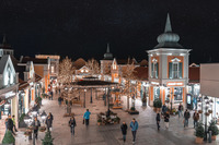 Christmas Late Night Shopping McArthurGlen Designer Outlet Parndorf@Designer Outlet Parndorf