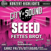 City of Sound Festival Graz@Messecenter Graz