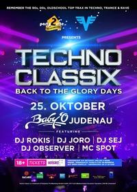 Techno Classix@Baby'O