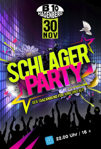 B10 - Schlager Party@B10 Hagenberg