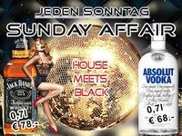 Sunday Affair - House meets Black Music@Mausefalle