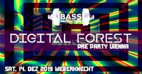 Digital Forest Festival - Pre Party Vienna