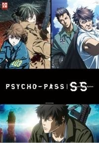 Psycho Pass: Sinners of the System