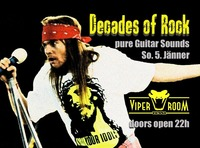 Decades of Rock@Viper Room