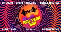 Bassproduction New Year Goa