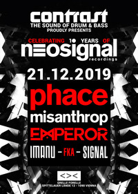 CONTRAST presents 10 Years Of NEOSIGNAL@GRELLE FORELLE