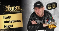 Italy Christmas Night@Duke - Eventdisco