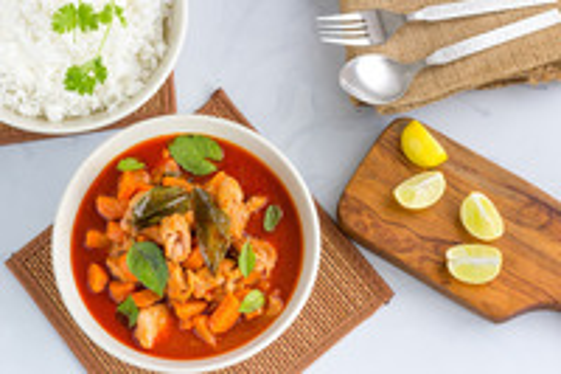 Exotisch-asiatisches 3 Gänge Dinner mit Tom Yam genießen im Momoya@Momoya