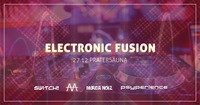 Electronic Fusion - Holiday Special /4 Crews, 4 Floors, 4 Styles@Pratersauna