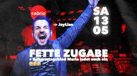Der Prinz der Provinz Gabriel Castañeda@Veranstaltungszentrum Jenbach