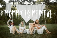 Mommy is Mental // EP release show // artwork exhibition@Weberknecht