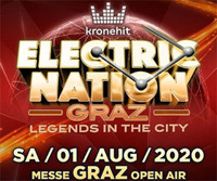 Kronehit Electric Nation 2020@Messecenter Graz