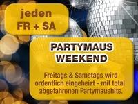 Partymaus Weekend