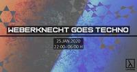 Weberknecht goes Techno