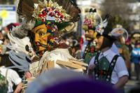 Brauchtums- und Musik-gruppen mit freundlicher Unterstützung von Innsbruck Tourismus
