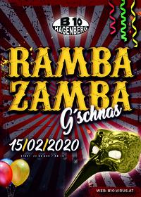 B10 - Ramba Zamba Gschnas@B10 Hagenberg