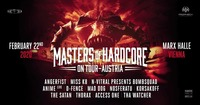 MASTERS OF HARDCORE - AUSTRIA 2020@Marx Halle