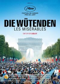 Kino Premiere: DIE WÜTENDEN - LES MISÉRABLES@Apollo Kino