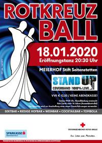 Rotkreuz-Ball der Bezirksstelle St.Peter/Au@Der Stiftsmeierhof