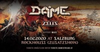 Dame - Zeus Tour 2020