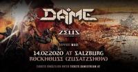 Dame - Zeus Tour 2020@Rockhouse